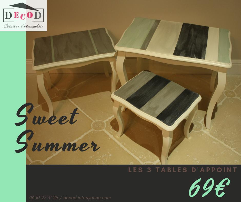 Gigognes Sweet Summer 69€