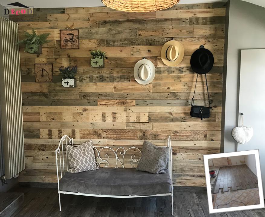 Rénovation d'une arrière cuisine (2018)