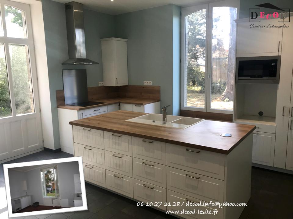 Rénovation d'une cuisine (2019)