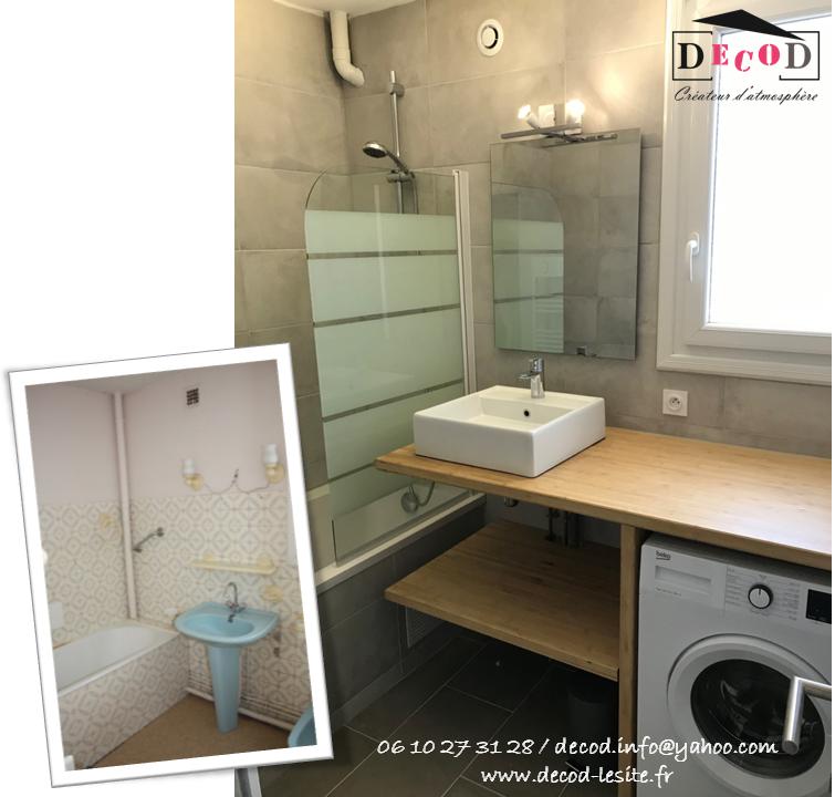 Rénovation d'une salle de bain (2019)